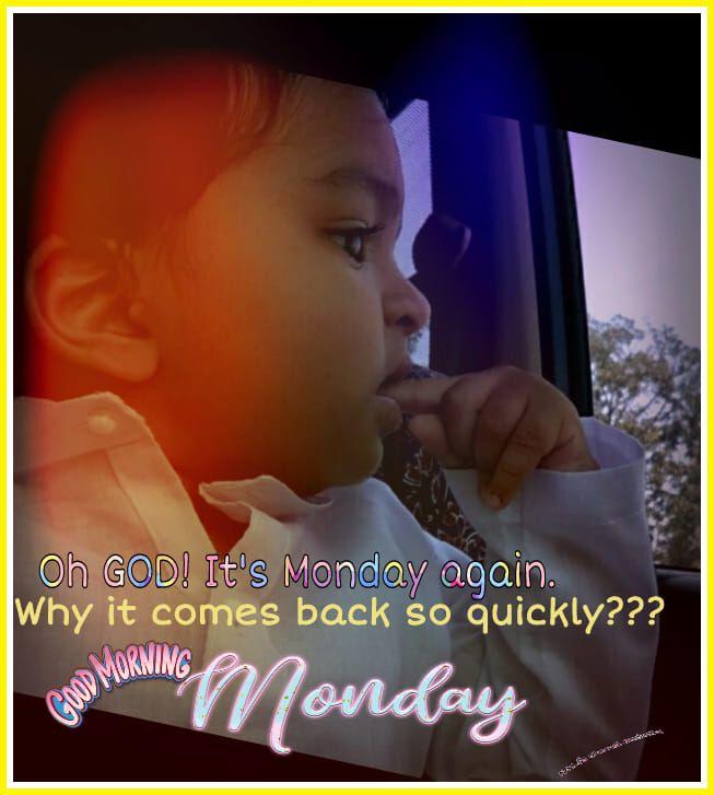Monday wishes