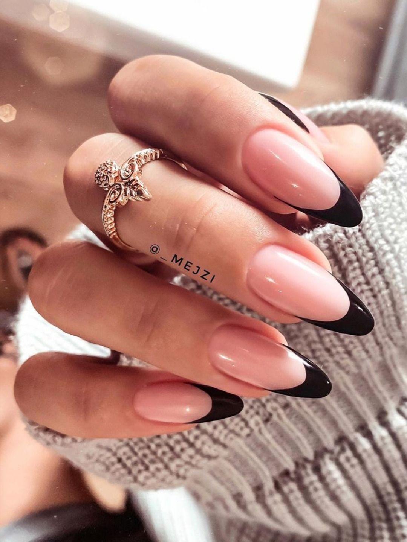9 Stunning Modern French Manicure Ideas | Stylish