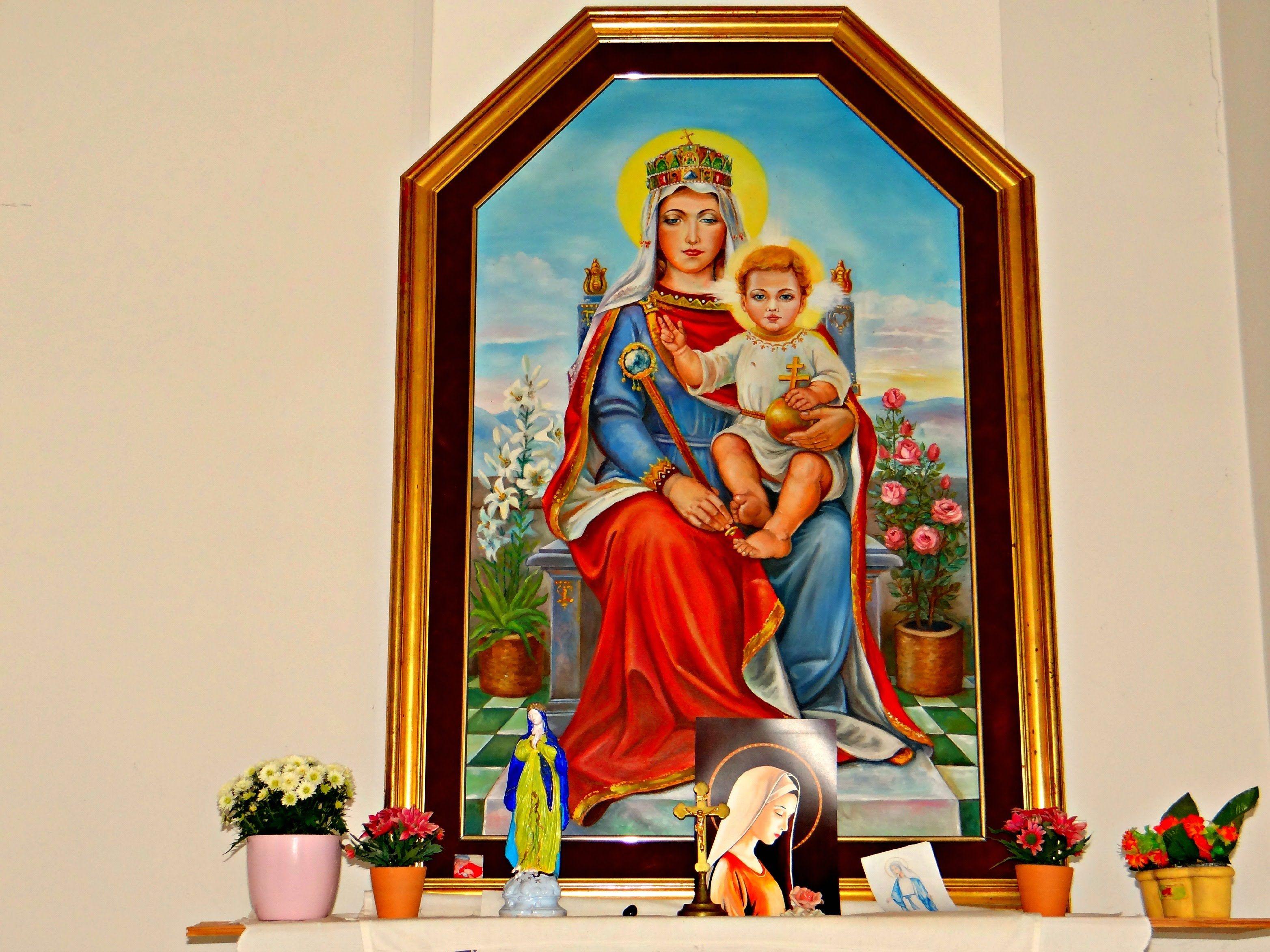 Fallóskút Mária kegyhely.