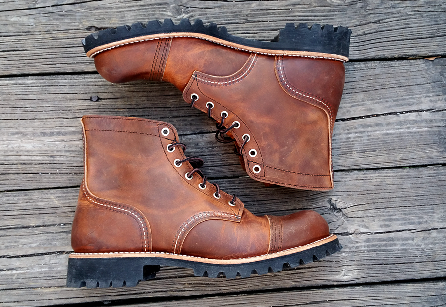 FS: Red Wing Iron Ranger for Brooks