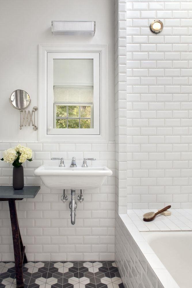 10 Favorites White Bathrooms from the Remodelista Designer