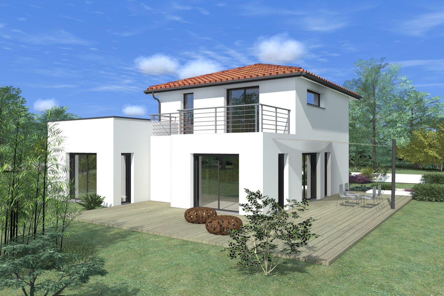 Alliance construction propose dans son catalogue de for Catalogue construction maison