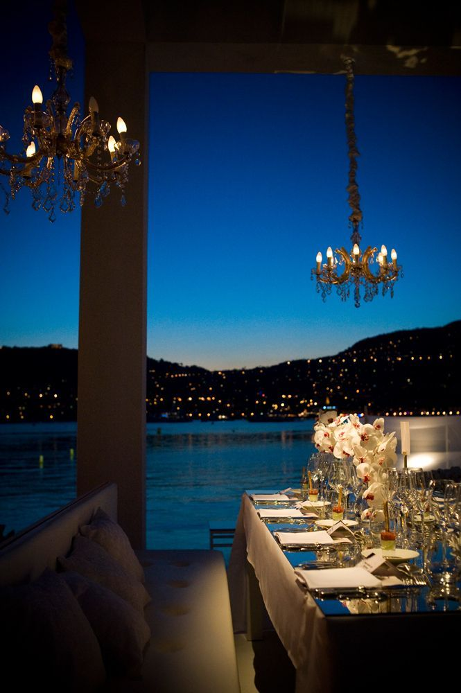 Villa Ephrussi wedding - French Riviera interior design, home - decoration villa de luxe