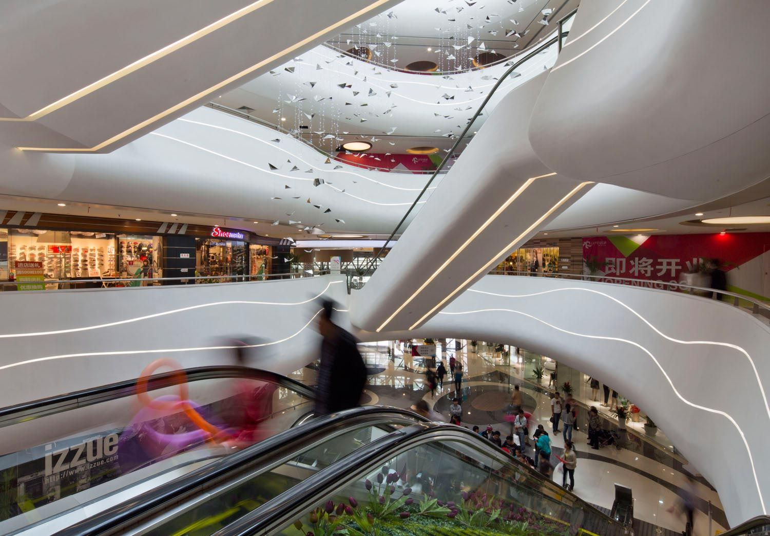 Lefo Mall, Suzhou, China   New retail scheme setting a benchmark for regional development./// by Broadway Malyan