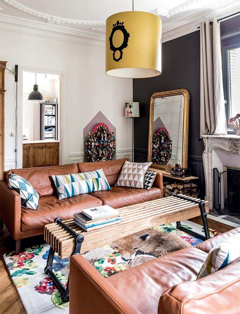 une maison boh me chic recr ez l 39 ambiance chez vous. Black Bedroom Furniture Sets. Home Design Ideas