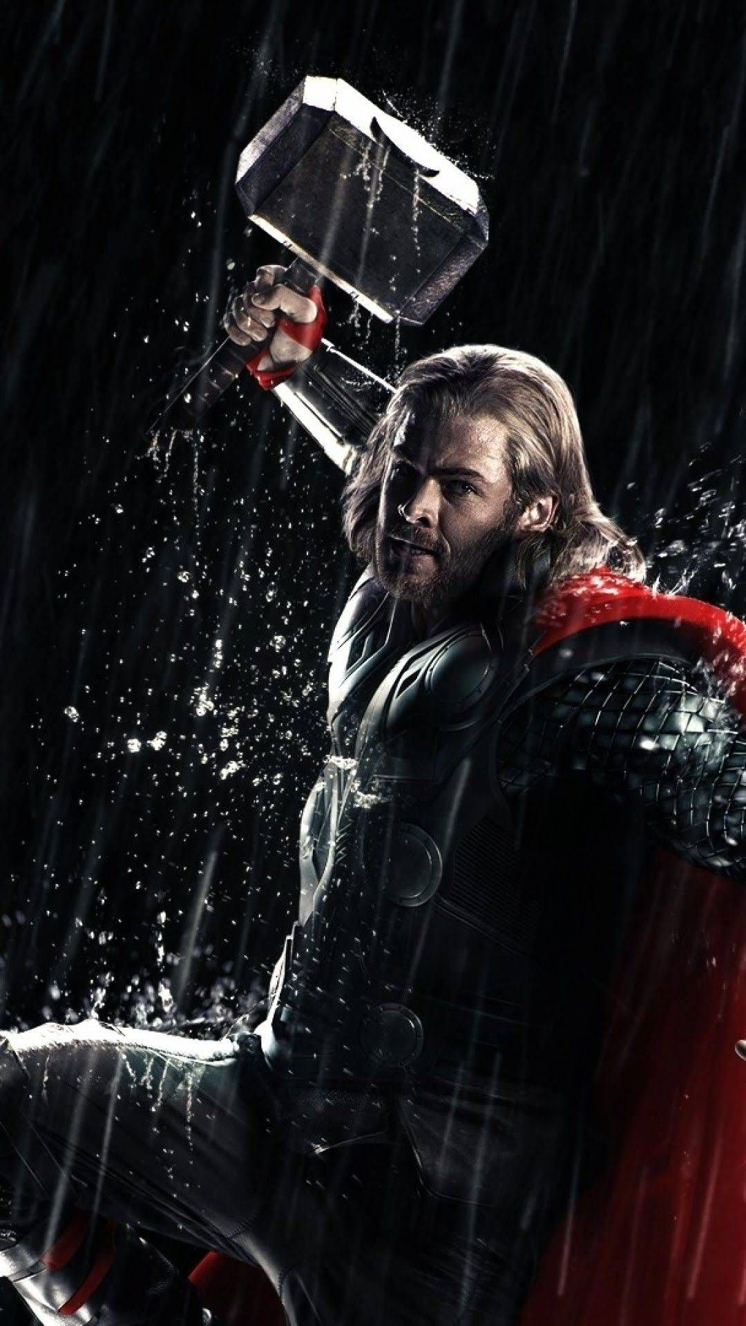 Thor iPhone Wallpaper Download Avengers, Thor, Marvel films
