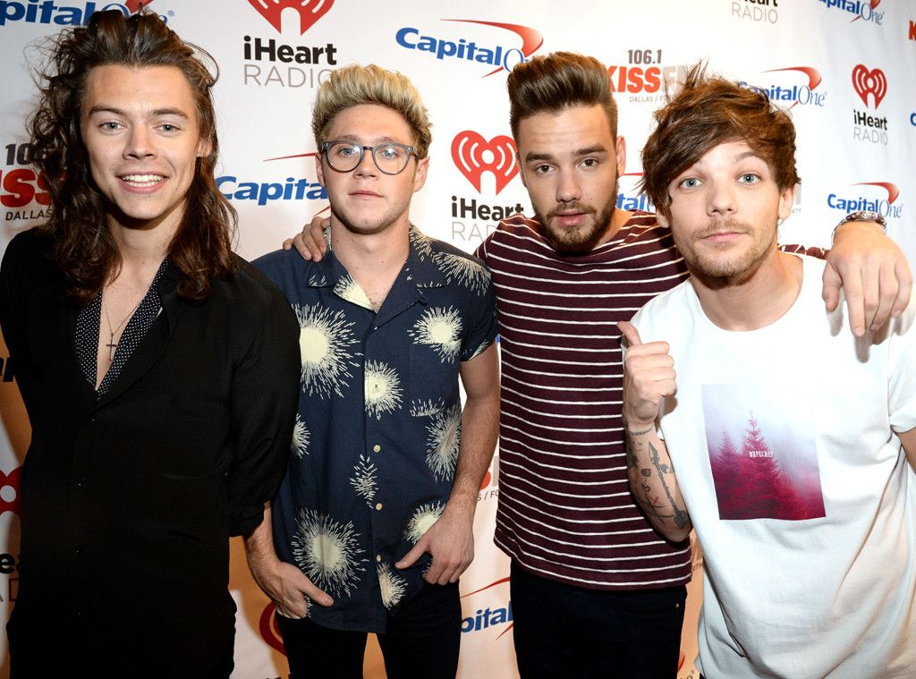 Why Harry Styles Is Ready For Solo Success Just As A Certain Other Boy Bander Was 14 Years Ago One Direction One Direction 5sos Party Pics