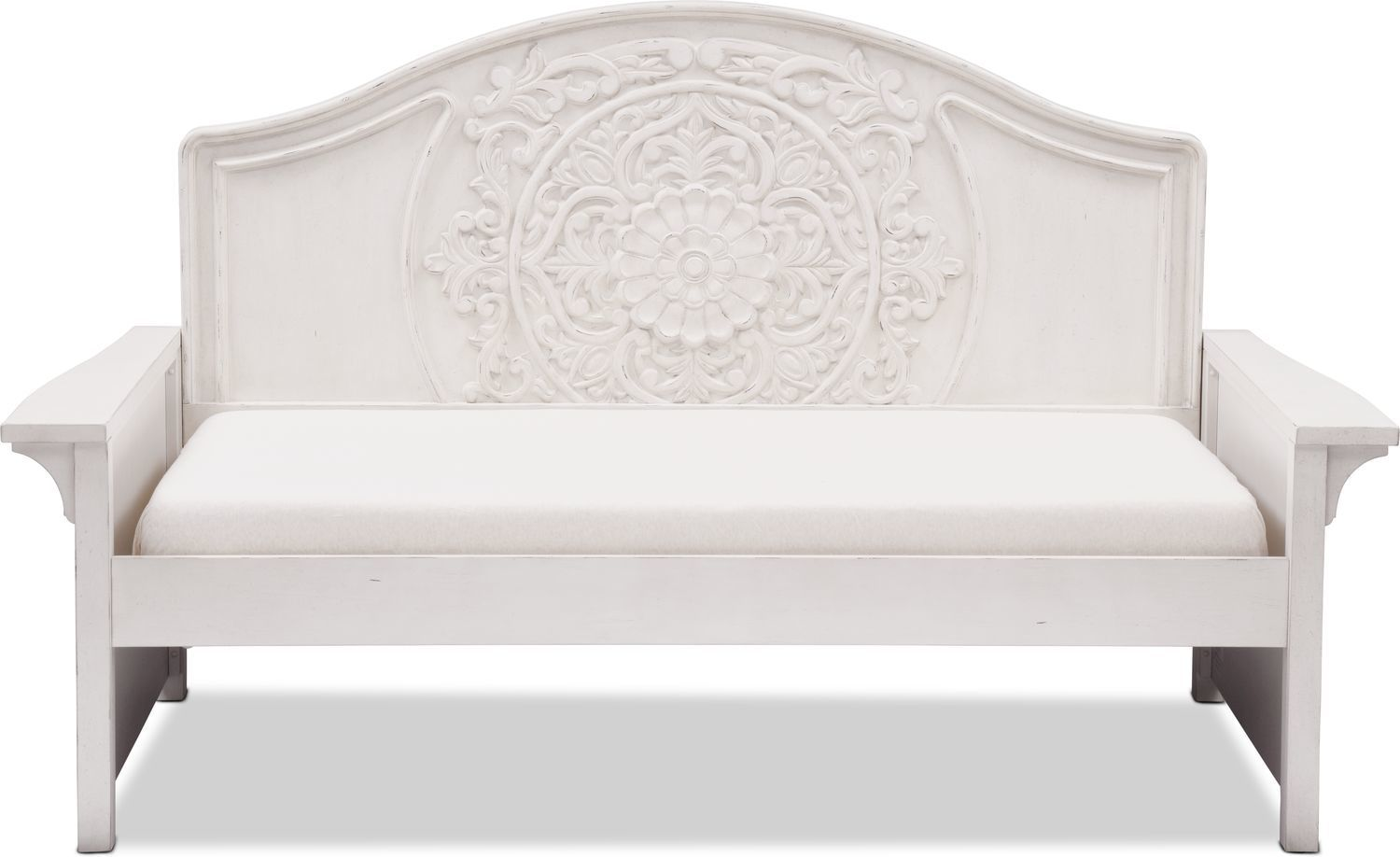 Florence Twin Daybed Antique Linen Daybed Design Modern Kids