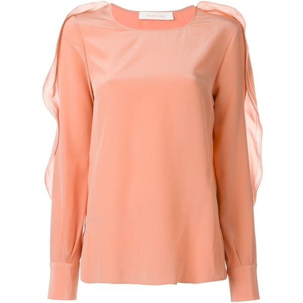 Flounced top See By Chloé Wholesale Price For Sale 97olr