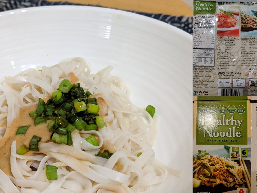 Very Tasty Super Low Cal Noodles At Costco 1200isplenty