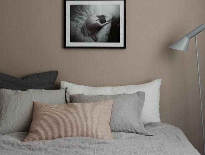 14++ Deco chambre gris beige inspirations