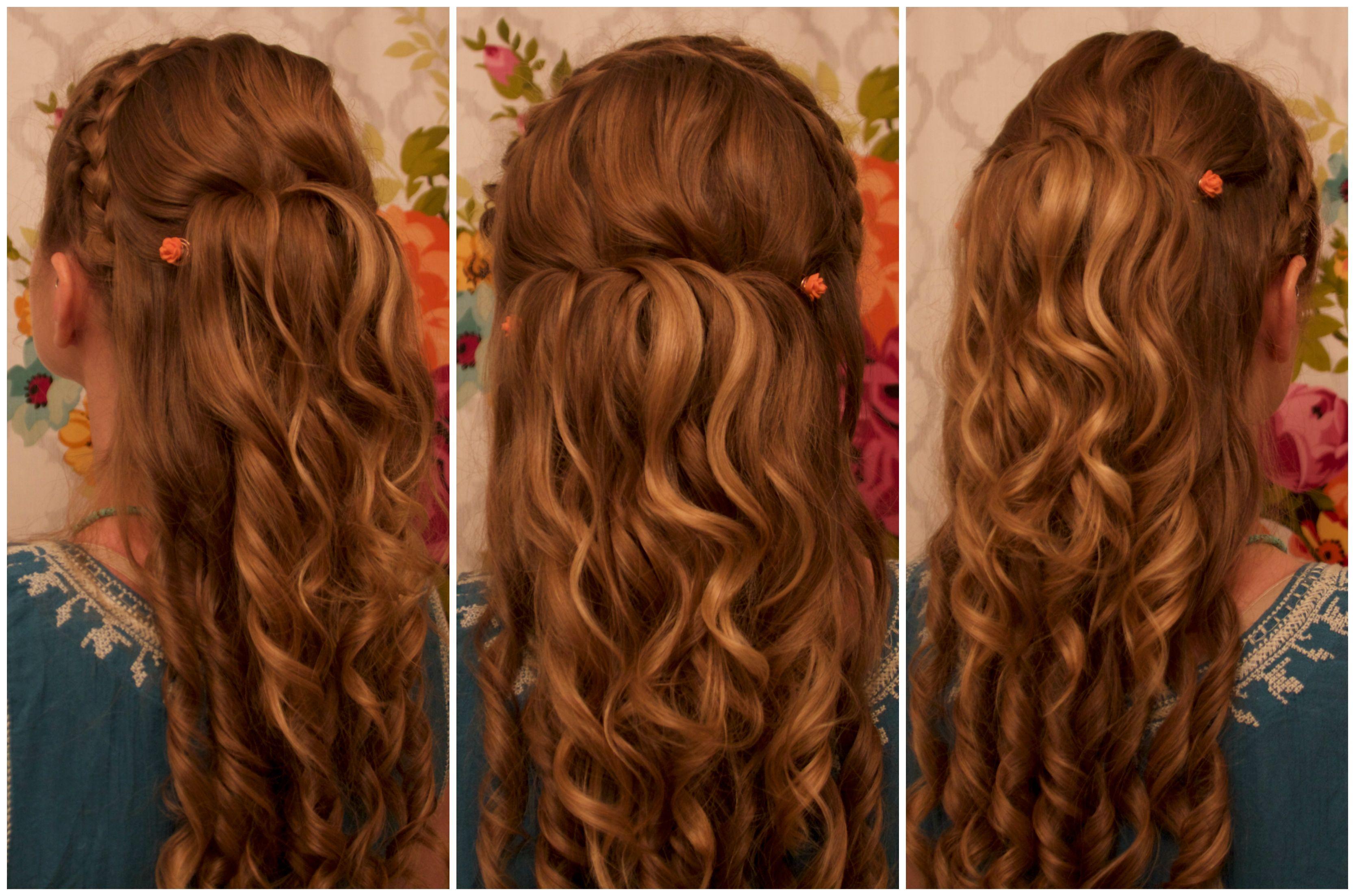 pride, prejudice & zombies inspired hair: elizabeth | hair
