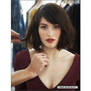 Gemma Arterton Short Hair Google Search Dark Hair Pale Skin Hair Pale Skin Hair Fair
