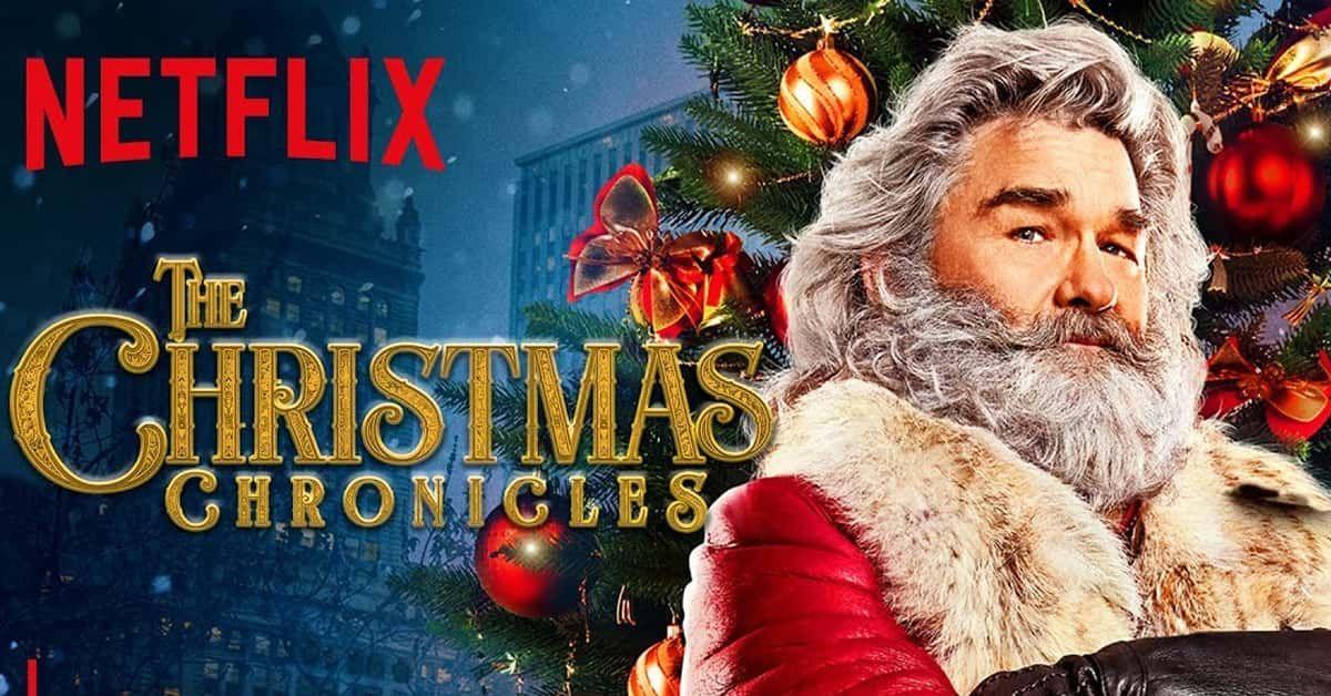 Film Review The Christmas Chronicles (2018 Netflix