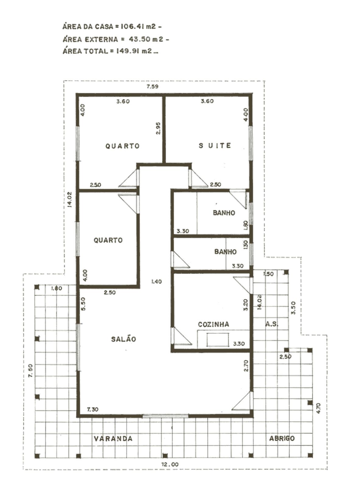plantas de casas e modelos projetos de planta baixa casa