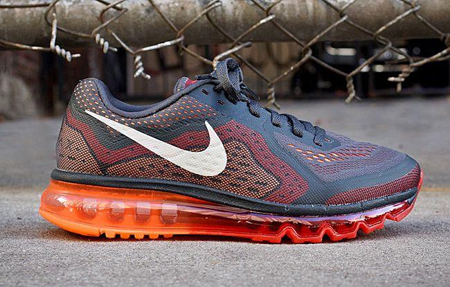 Nike Air Max 2014 'Atomic Orange' | zapatos | Zapatos