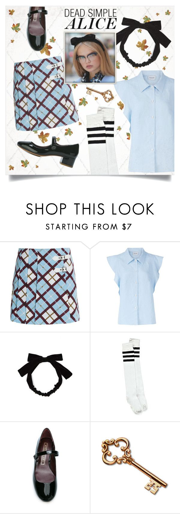 """""""#225. [curiouser and curiouser!]"""" by yuuurei ❤ liked on Polyvore featuring Marc by Marc Jacobs, Rachel Comey, Boohoo and Marc Jacobs"""