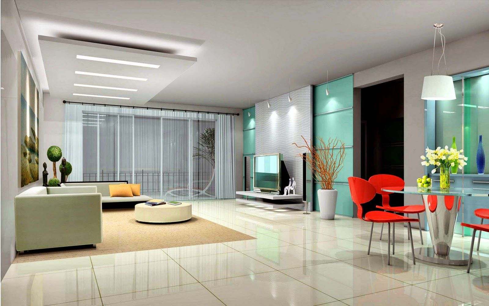 Home interior design with price - Find This Pin And More On Mahindra Luminare Modern House Living Room Interior Designs