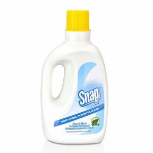 Snap Free Clear Laundry Detergent Is A Phosphate Free Highly