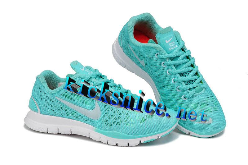 $48.95 Womens #Nike #Free TR Fit 3 Breathe Mint Green White Training Shoes
