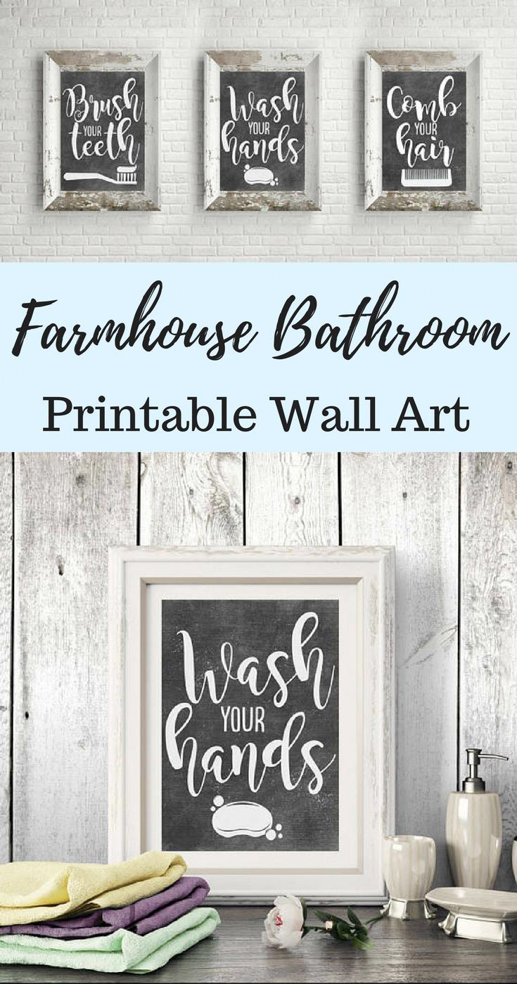 25++ Bathroom wall signs ideas