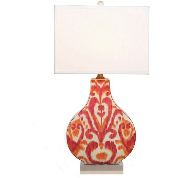 Scalamandre Maison Greystone Coral Table Lamp 627 Liked On