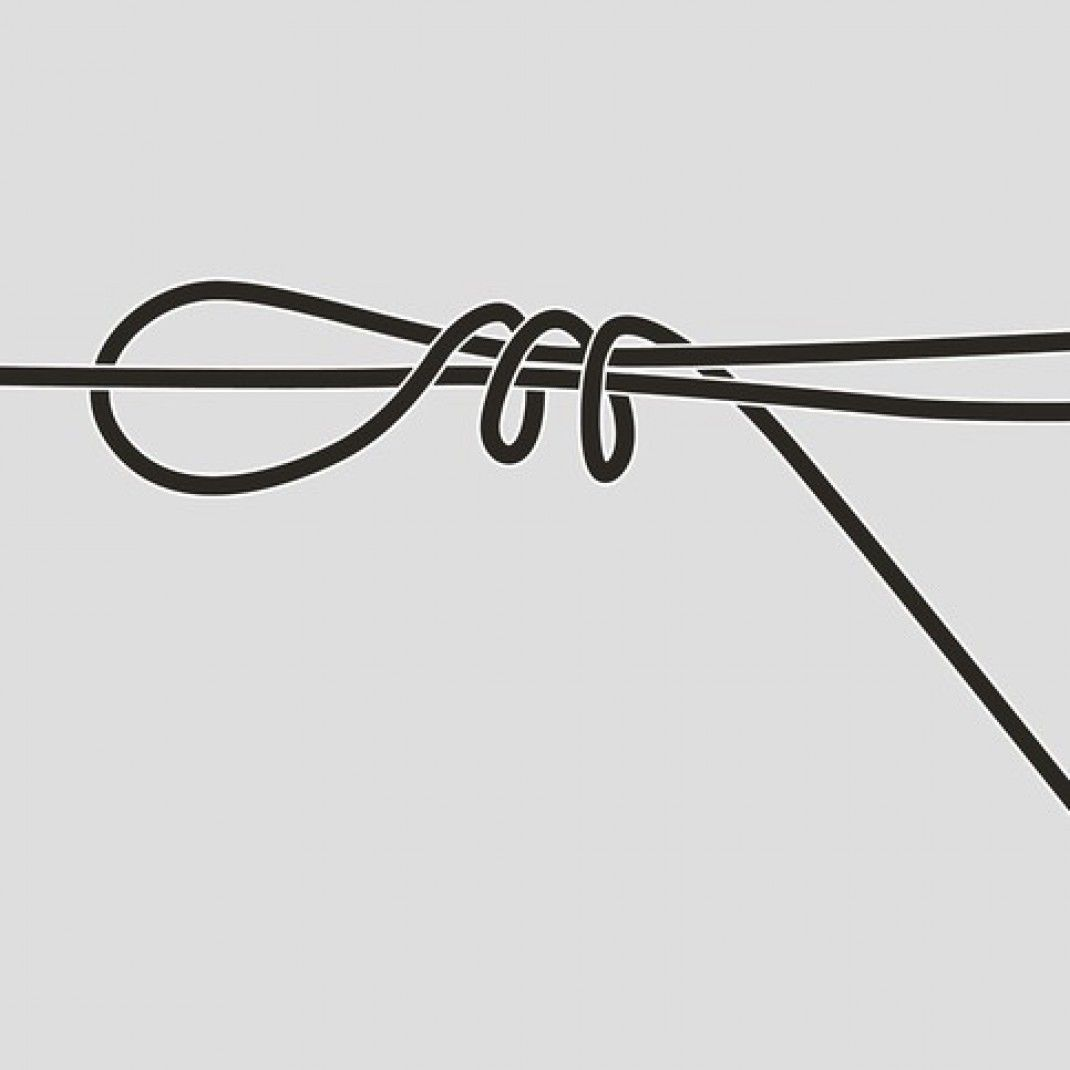 ein verstellbarer knoten als verschluss f r armb nder ketten basteln pinterest. Black Bedroom Furniture Sets. Home Design Ideas