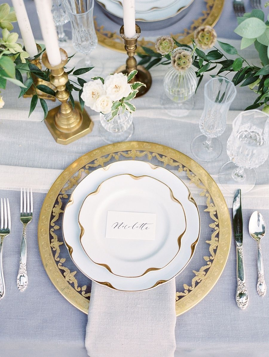 How to Have a European Inspired Wedding Anywhere & How to Have a European Inspired Wedding Anywhere | Wedding table ...