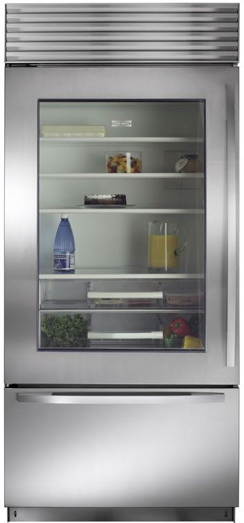 Attractive Capacity, 3 Adjustable Spillproof Shelves, Dual Refrigeration, Air  Purification, Water Filtration, Microprocessor Control, Glass Door And Ice  Maker