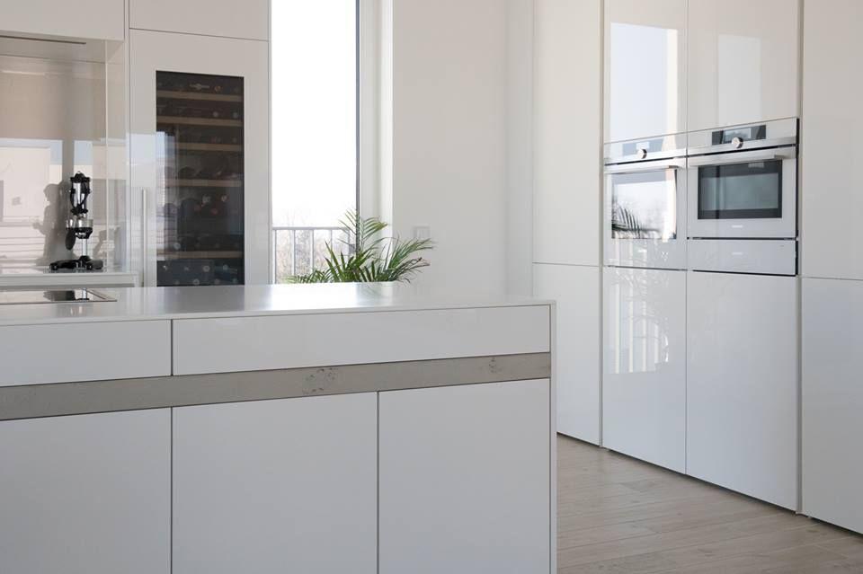 Offene Wohnküche von Küchenhaus Süd 2 Haus Pinterest - offene küchen beispiele