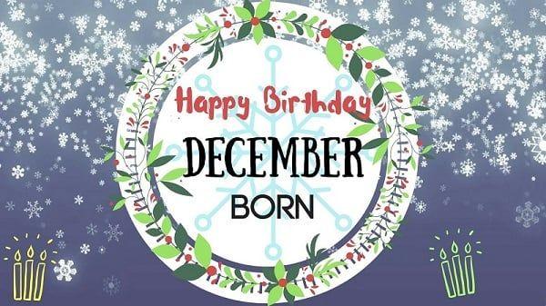 10 December Birthday Quotes Ideas December Birthday Birthday Quotes Happy December