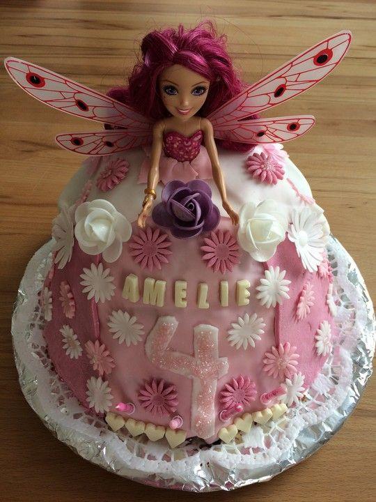 Barbie-Torte in 2019 | Backen | Cake decorating, Birthday ...