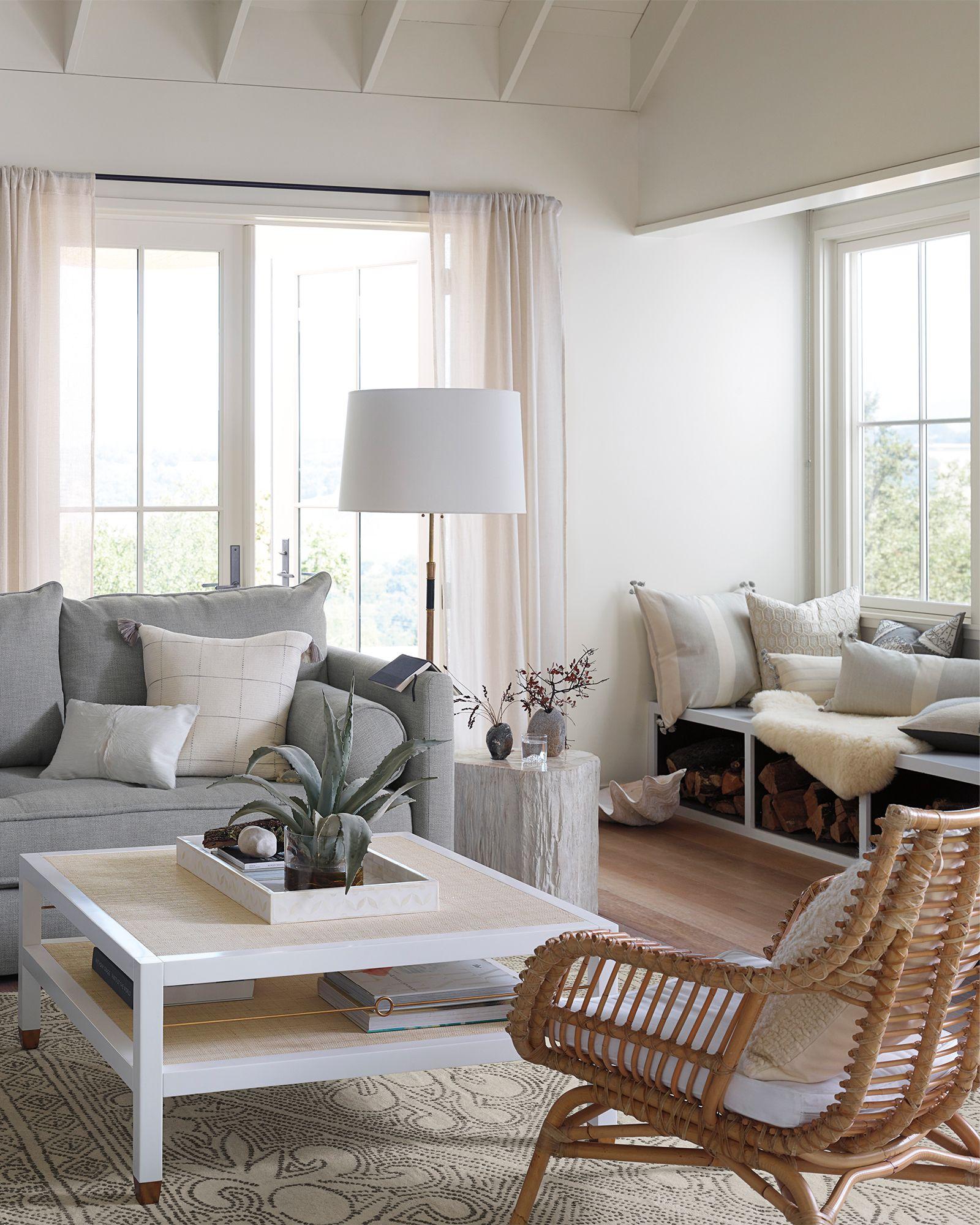 Cole Brass Floor Lamp Family Room Design Boho Living Room Living Room Designs #unique #living #room #lighting