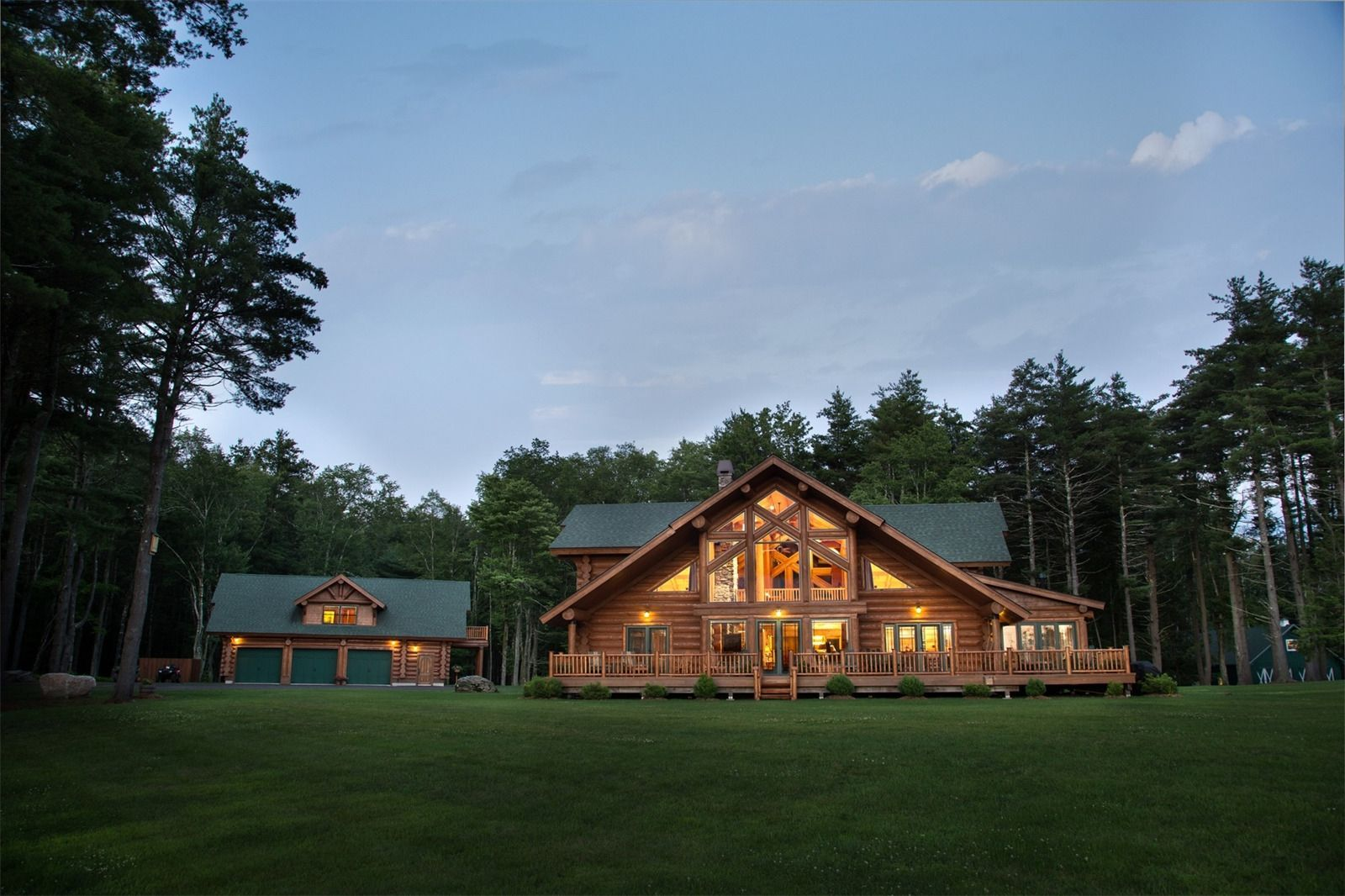 10 Gorgeous Homes That Get Luxe Mountain Living Right Log Home Living Log Homes Luxury Cabin Mountain living real estate