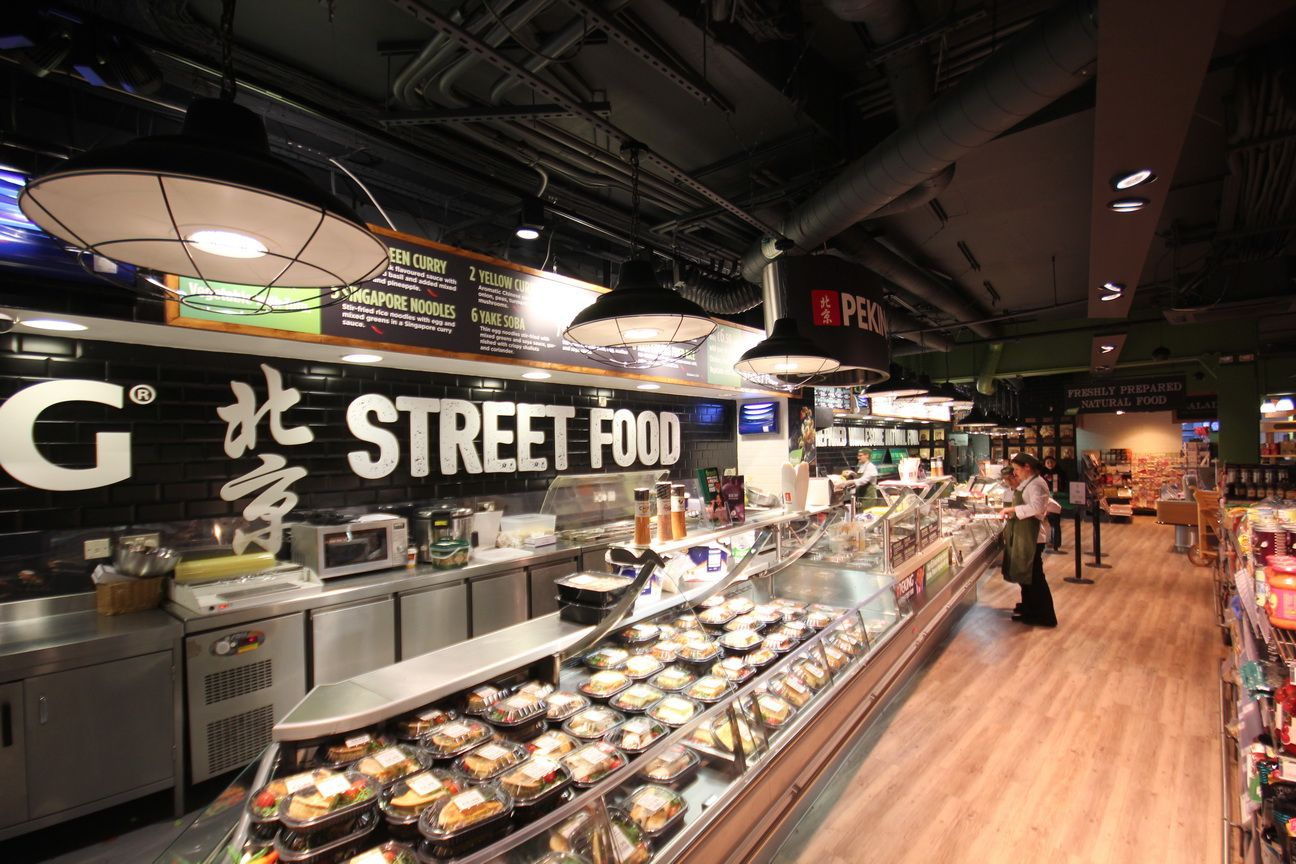 Fresh The Good Food Market Camden Street Dublin 2