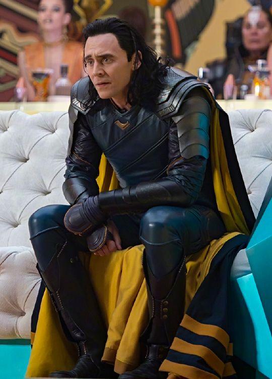 Loki Thor Schauspieler