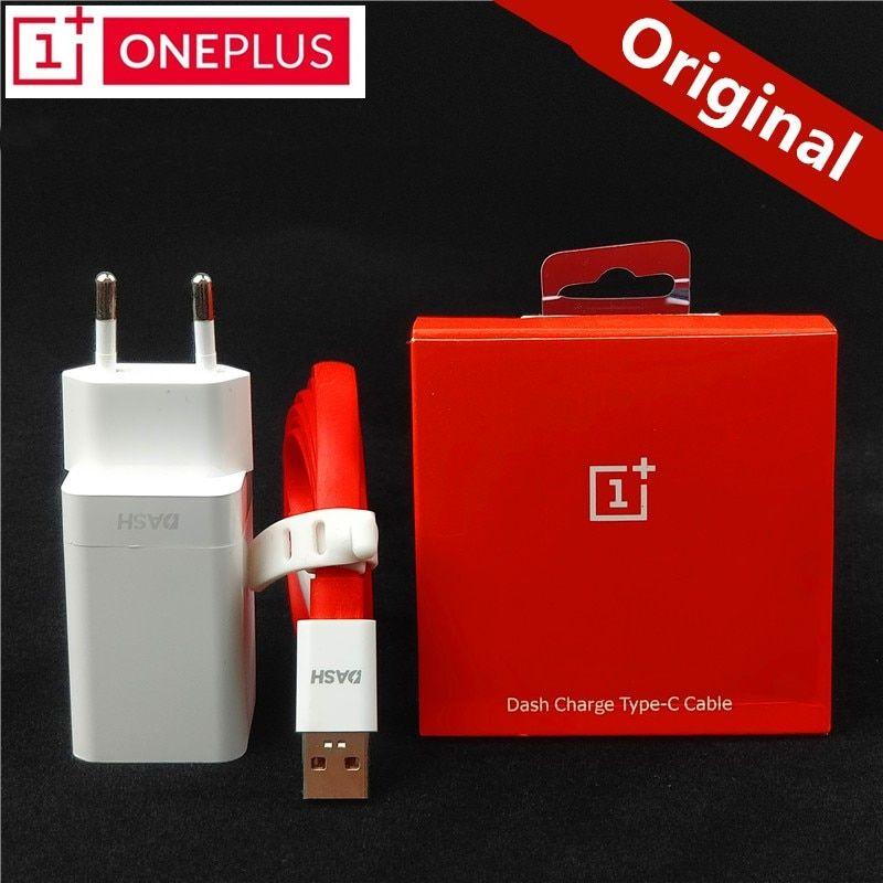 Original EU ONEPLUS 6 Dash charger One plus 6t 5T 5 3T 3