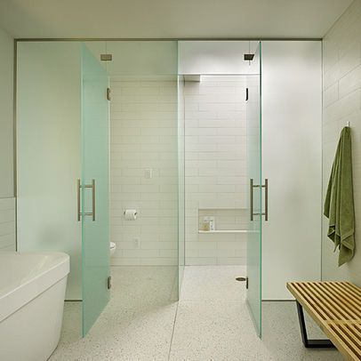 enclosed toilet area design ideas, pictures, remodel, and