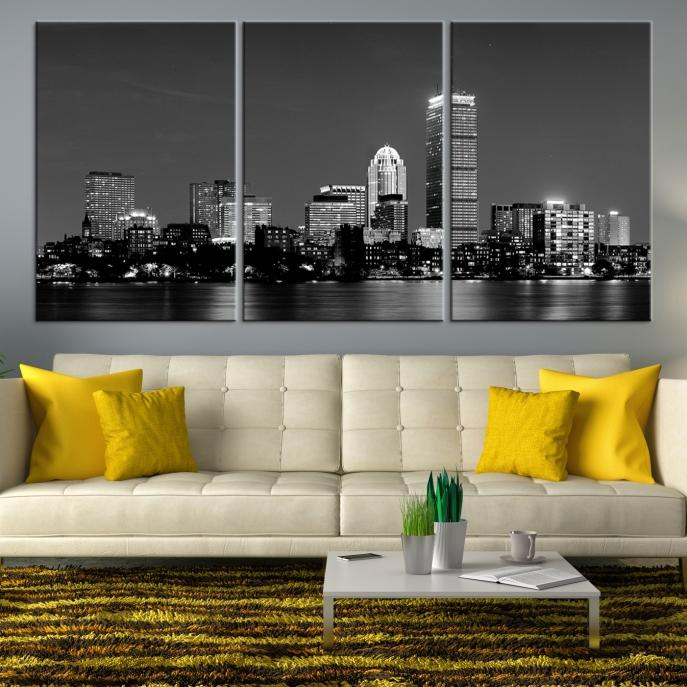 Attrayant 25882   Boston City Decorative Wall Art Canvas Print   Boston Skyline,  Boston, Boston Canvas, Boston Wall Art, Canvas Print, Boston Print, Wall Art