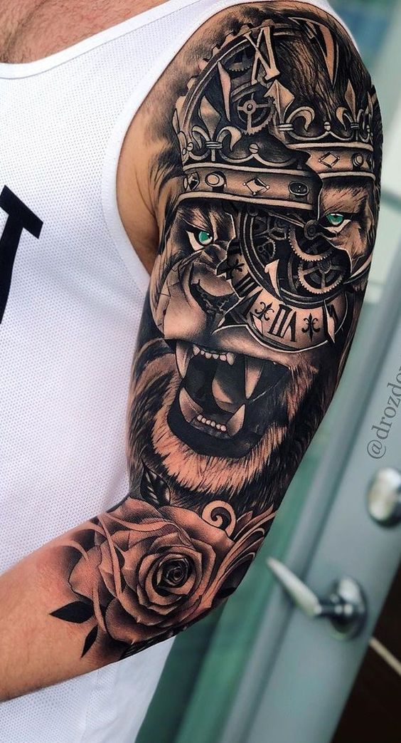 Choosing Properly From All Of Your Tattoo Design Ideas In Your Mind Is Always A Tough Task To Do The Tattoo Fon Hand Tattoos For Guys Full Hand Tattoo Tattoos