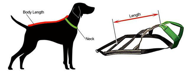 Upgrade Your Dog with Weight Pulling Dog Harness [H19##1073 Weight