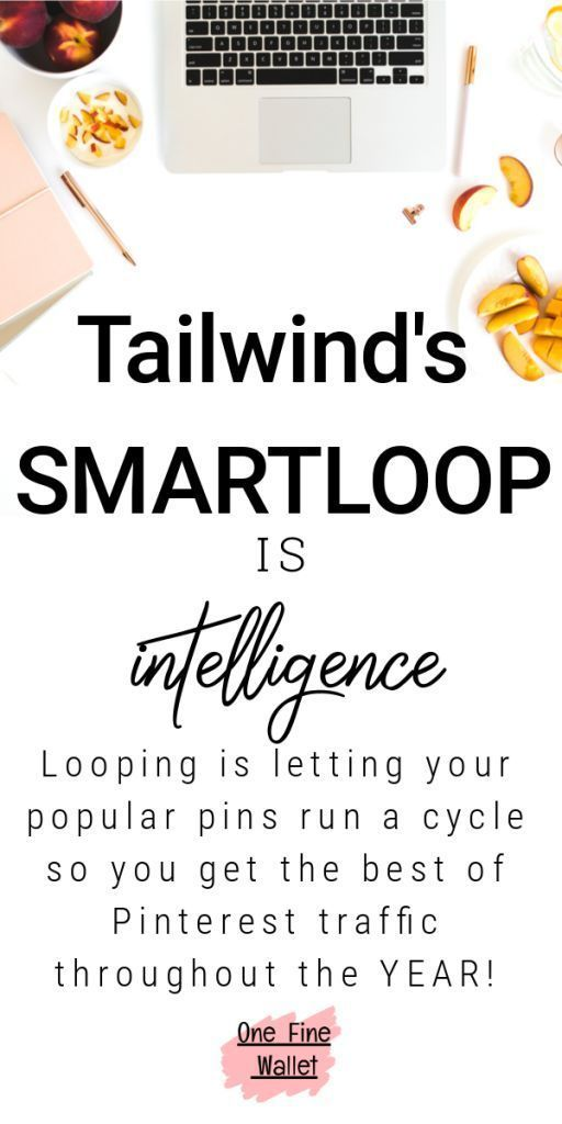 How to use Tailwind's SmartLoop StepByStep for Beginners