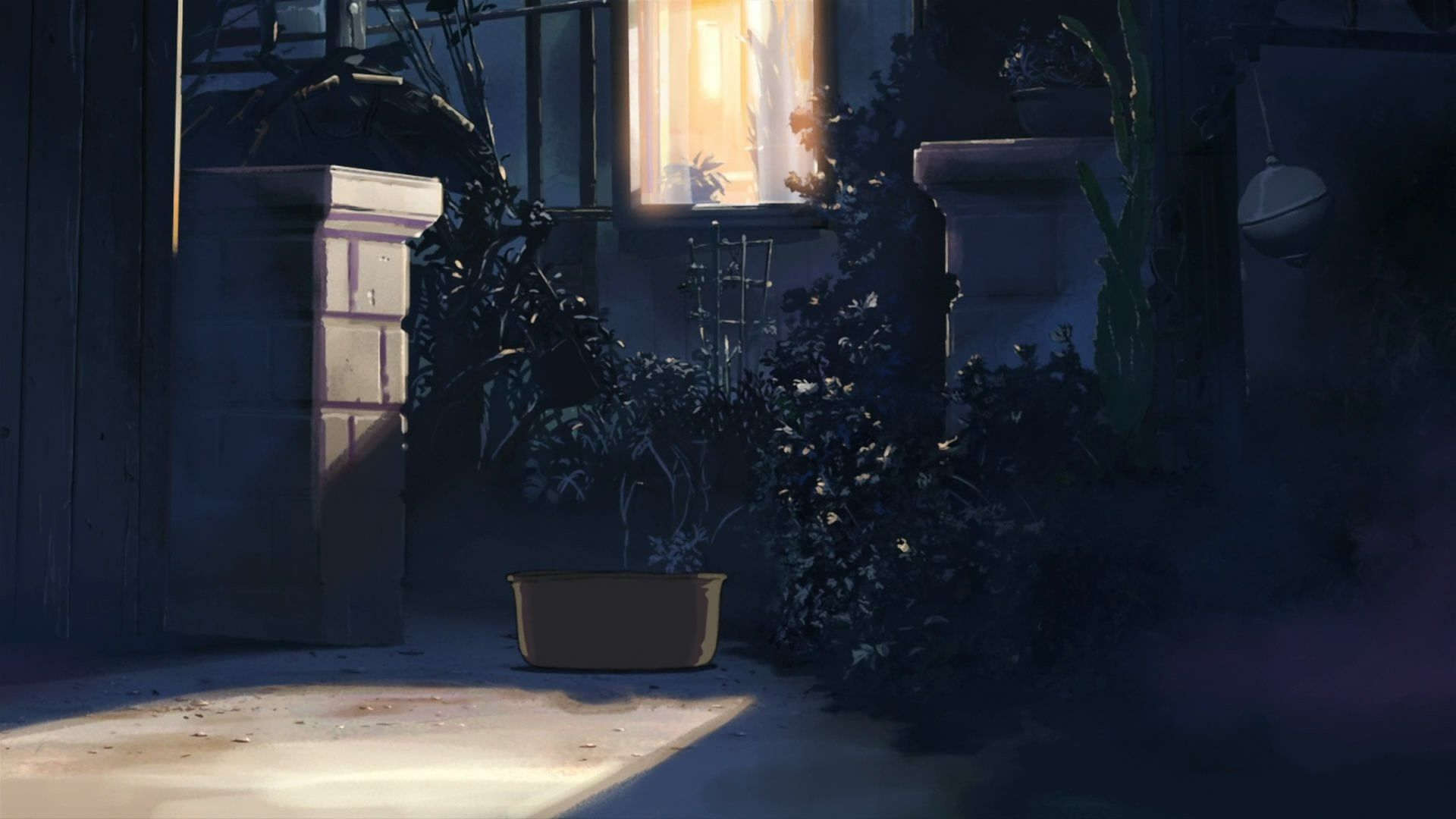 Makoto Shinkai 5 Centimeters Per Second wallpaper