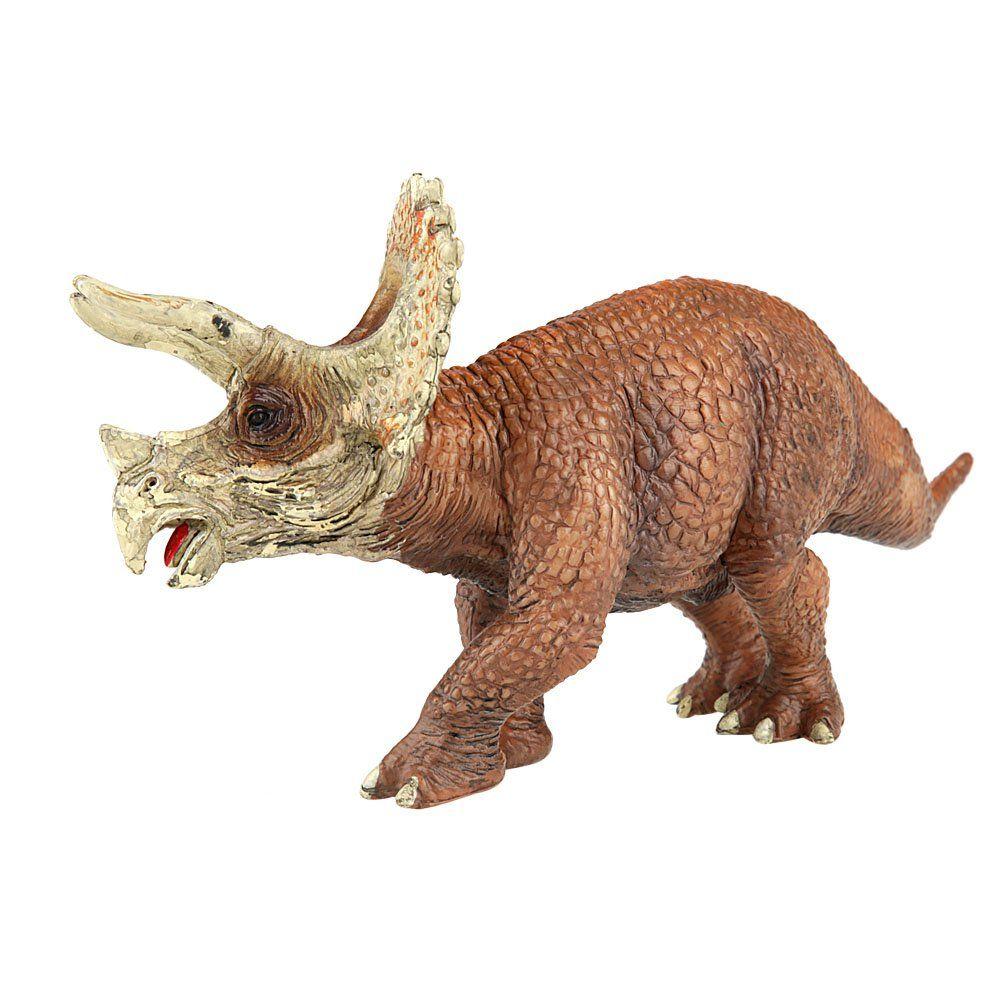Realistic Parasaurolophus Dinosaur Animal Dino Figure Christmas Gift Kids Toy