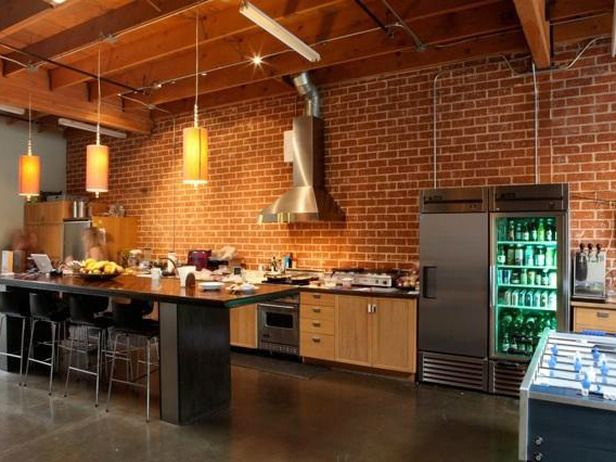 20 Dreamy Kitchen Islands | Kitchens | Pinterest | Lofts, Hgtv and ...