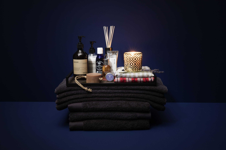 Badkamer Accessoires Goud : Romantische badkamer accessoires voor de feestdagen decoratie