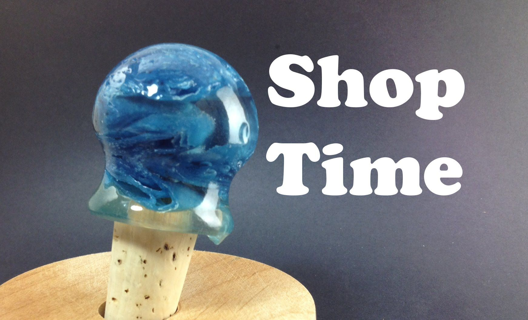 how to make a bottle stopper