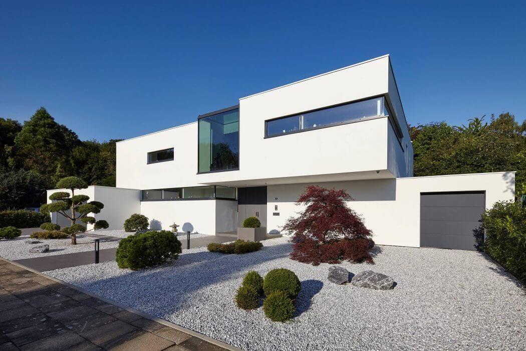 Falke Architekten Köln villa in dormagen by falke architekten homeadore haus