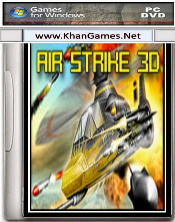 Air Strike 3D Game Free Download for PC Full Version