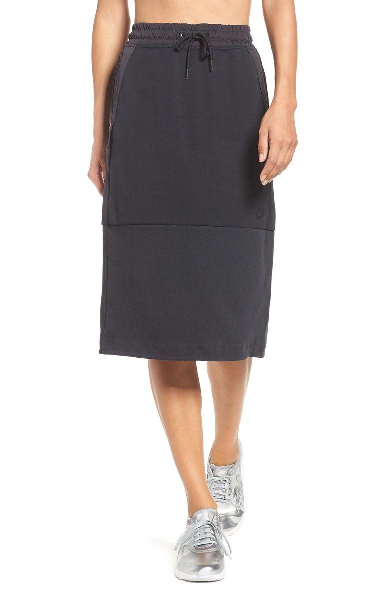 Free shipping and returns on Nike Tech Fleece Skirt at